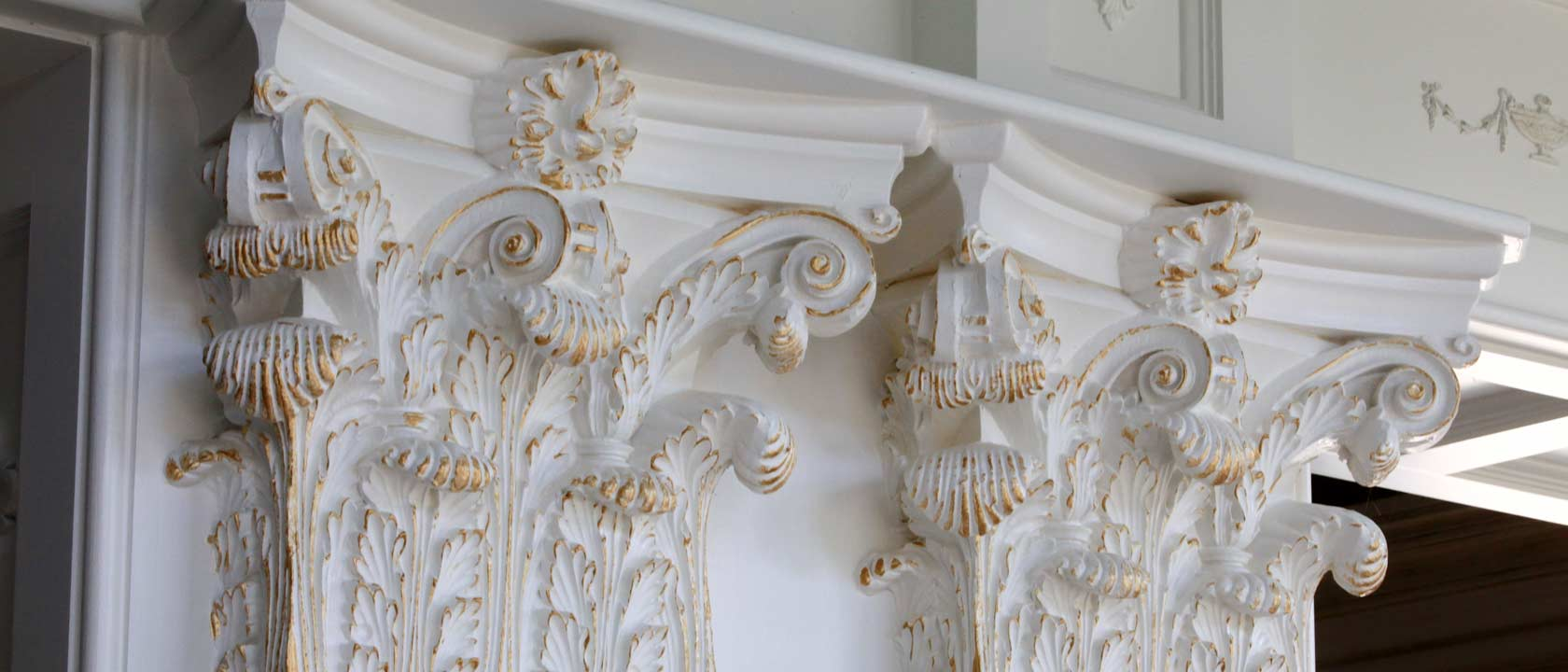 H.F. Steilberg Residential Molding Detail